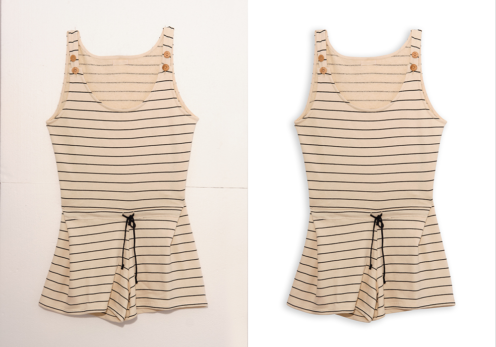 Clothes Photo Editing